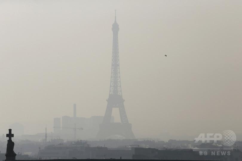パリ、2024年までにディーゼル車禁止へ 五輪に合わせ