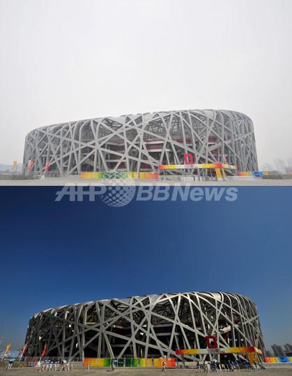 北京の大気汚染が悪化?!中国当局の「対策は成功」宣言後