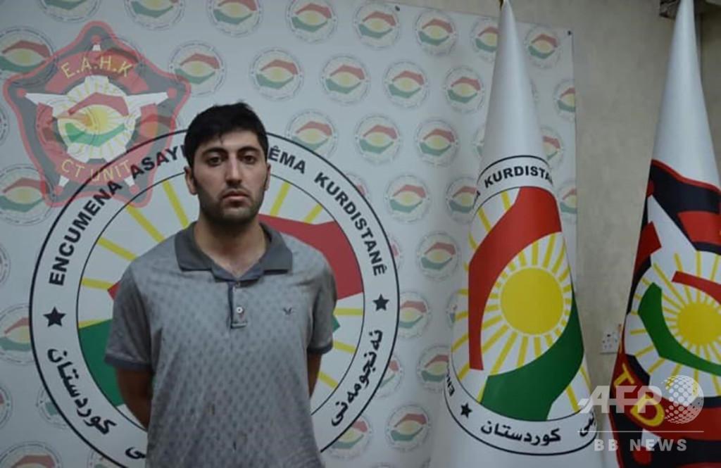 トルコ副領事ら3人の殺害事件、容疑者2人逮捕 イラク・クルド自治政府