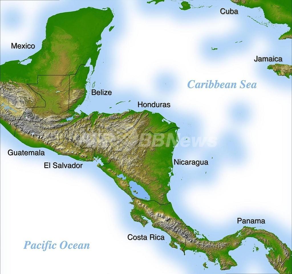 ニカラグアに再び運河建設構想、露も計画参加を検討