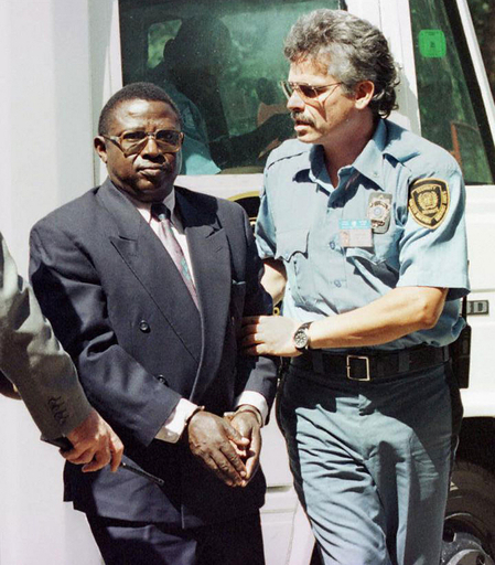 ルワンダ大虐殺の中心人物に終身刑、国際犯罪法廷