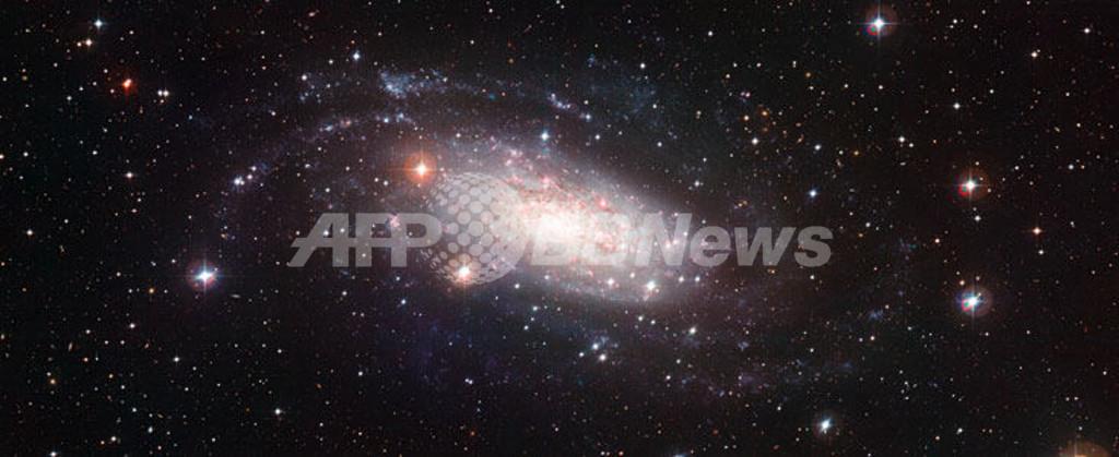 バルジのない渦巻銀河、NGC 3621
