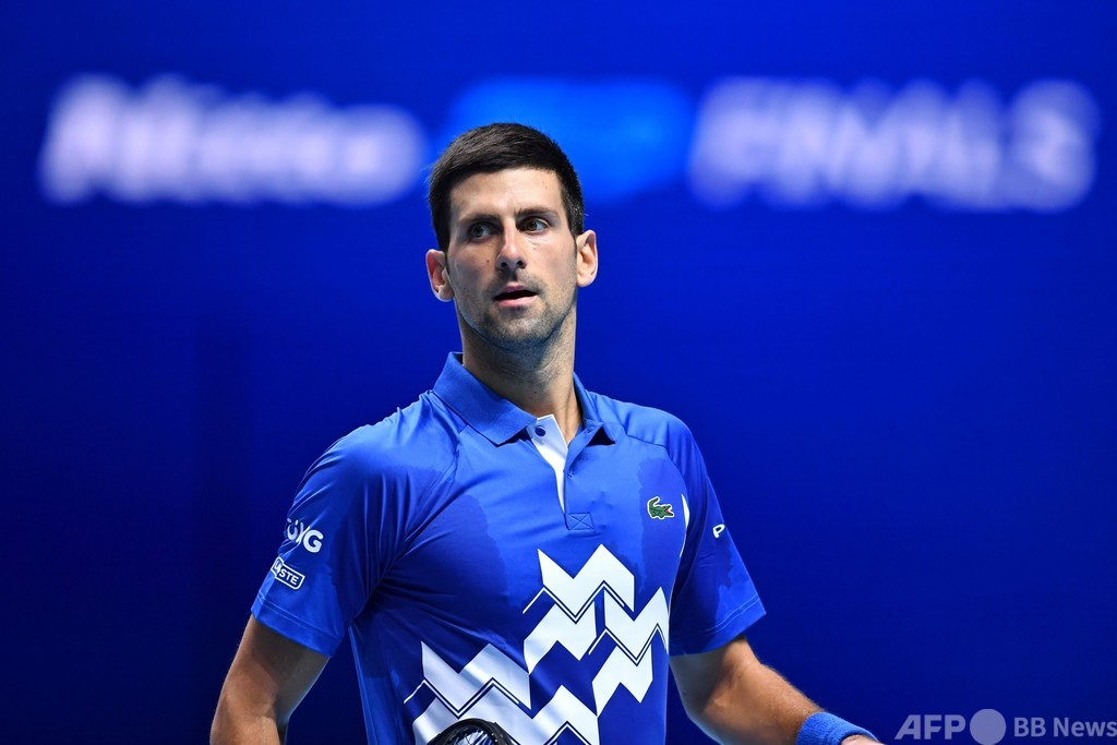 ジョコビッチ、DV非難するテニス界の方針を支持