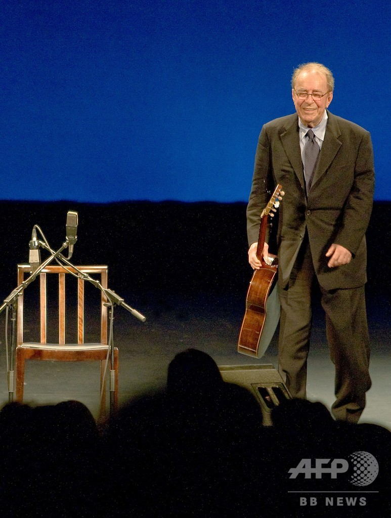 ボサノバ歌手ジョアン・ジルベルトさん死去、88歳 「イパネマの娘」など