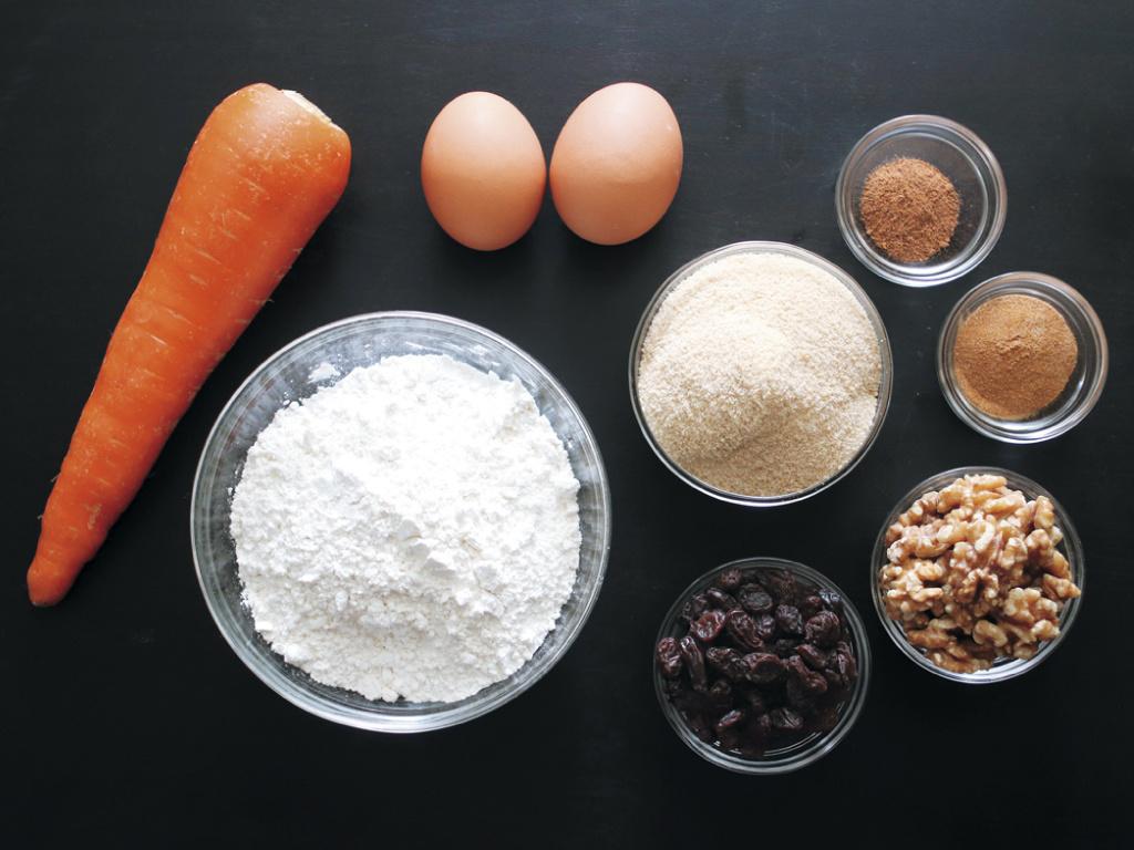 <La Cuillère de marie claire style>第69回キャロットケーキ