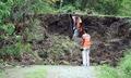 フィリピン地震、長さ5キロ以上の岩壁が出現