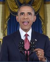 シリアで対イスラム国空爆の用意、米大統領が表明