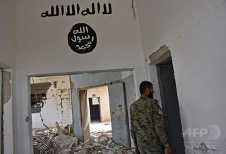 IS、シリアのアレッポから撤退 在英NGO