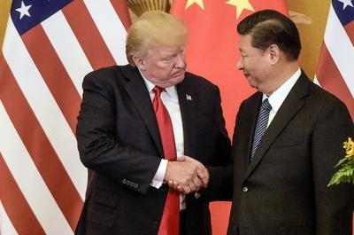 米中首脳、今月末からのG20に合わせ会談へ 貿易問題を協議