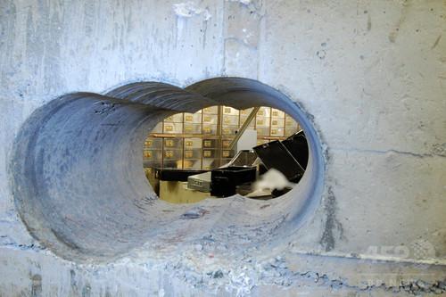 イングランド史上「最大」の金庫破り、高齢の主犯格らに実刑判決