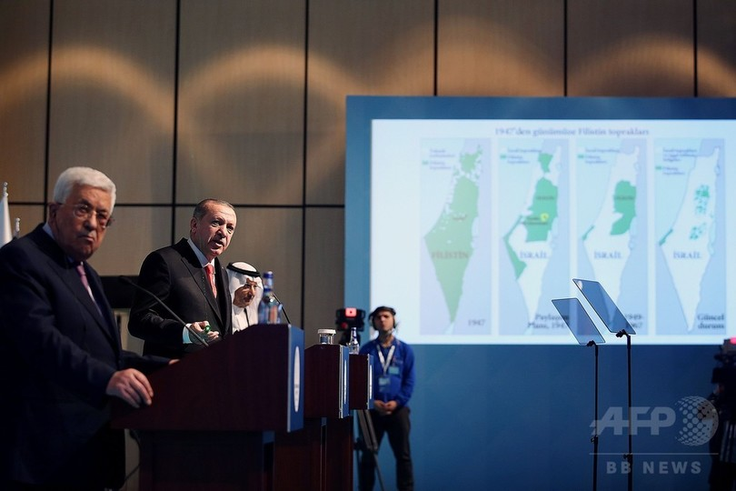イスラム諸国、東エルサレムの「パレスチナ首都」認定求める