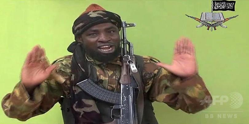 ナイジェリア軍、ボコ・ハラム指導者の死亡を宣言