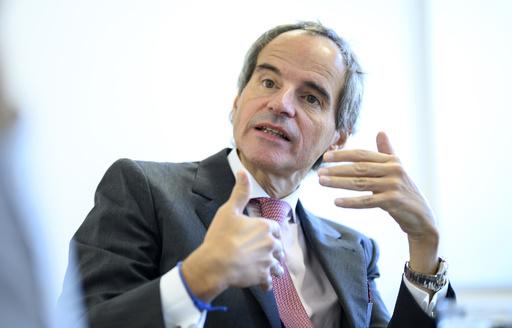 IAEAの次期事務局長、アルゼンチンのグロッシ氏に 天野氏の後任
