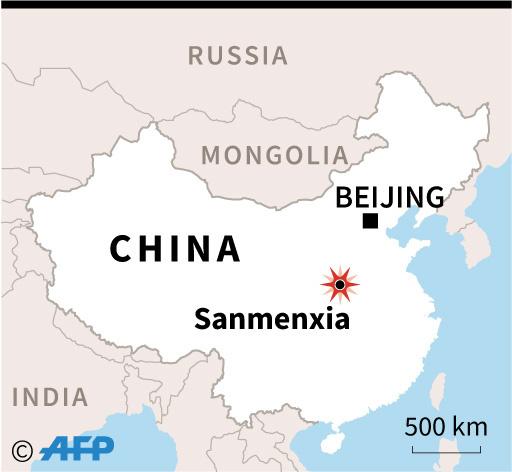 中国のガス工場で大爆発 2人死亡 3キロ圏の窓割れる