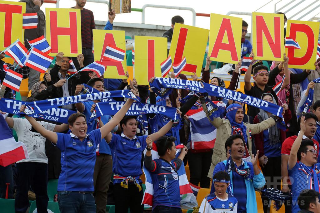 サッカー欧州選手権、ファンに心臓発作の注意喚起 タイ保健省