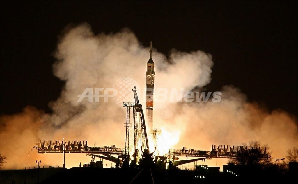 ソユーズ宇宙船の搭乗料金値上げを検討、ロシア