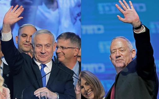 イスラエル、連立提案めぐり首相と野党指導者が対立