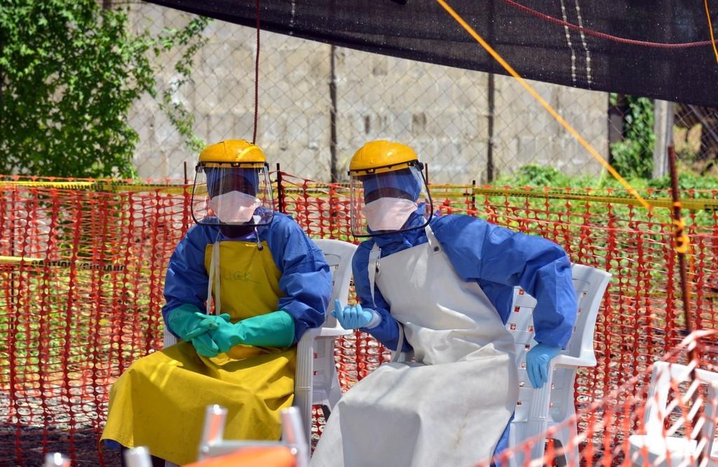国境なき医師団、エボラ出血熱の回復者が1000人に達したと発表