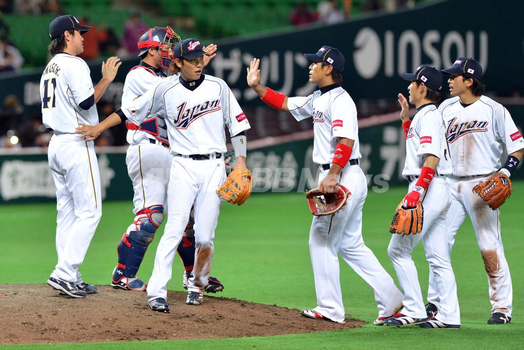 日本が中国を下し連勝、2次ラウンド進出に王手 WBC