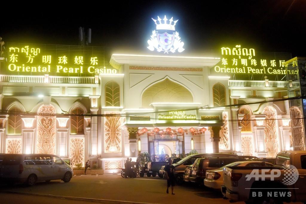 中国系投資で「第2のマカオ」目指す街、カンボジア・シアヌークビル