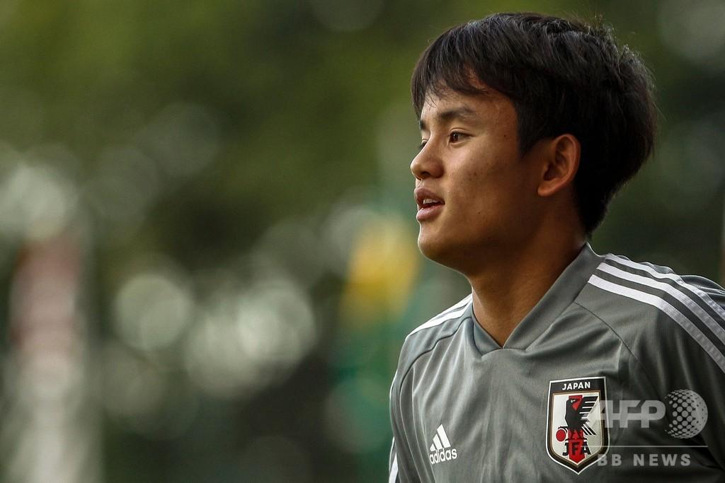 コパ・アメリカ出場の日本代表がブラジル入り、久保らが調整