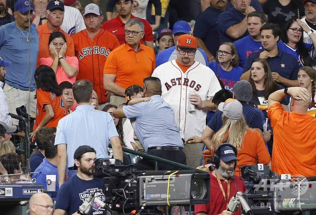 MLBが防護ネットの必要性を再検討へ、女児へのファウル直撃受け