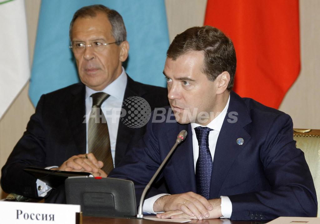 上海協力機構、ロシアで首脳会議 多極化の重要性強調へ