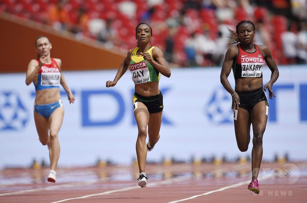 ケニアの2選手が出場停止に、ドーピング検査で陽性反応 第15回世界陸上