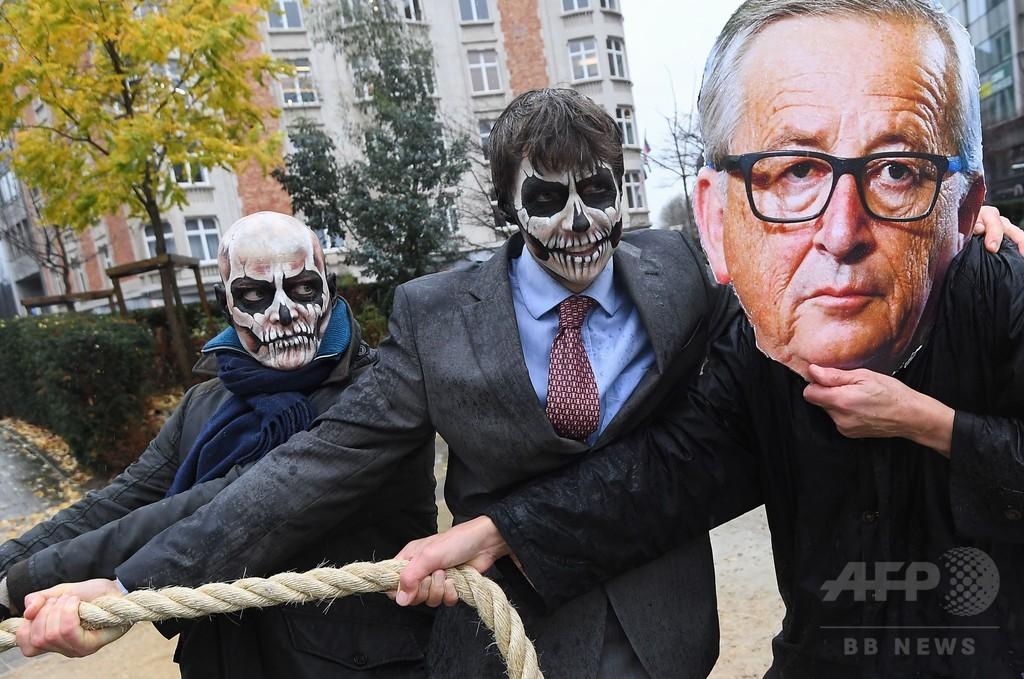 発がん性懸念の除草剤、EUが認可更新 独が予想外の賛成票