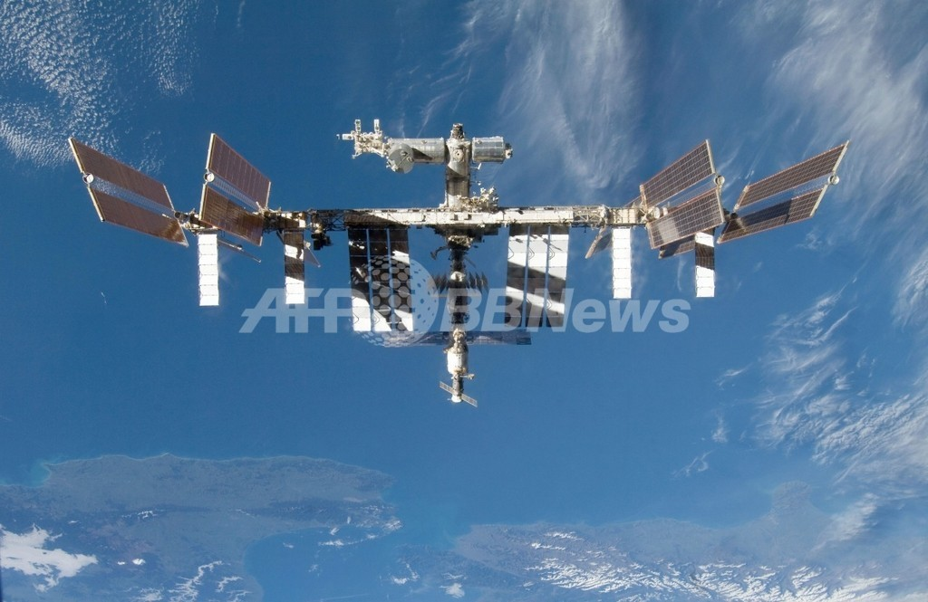 国際宇宙ステーションに宇宙ゴミが接近、中国が破壊した衛星の破片