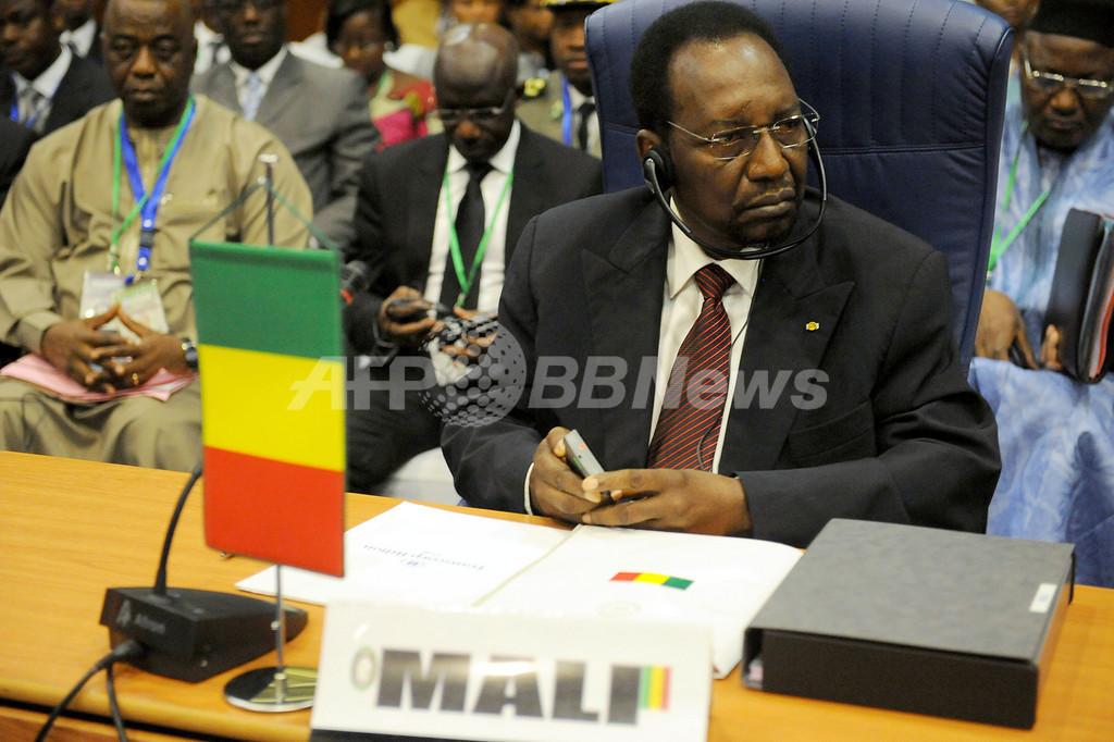 西アフリカ諸国、マリ北部への派兵で合意 過激派の動きに懸念