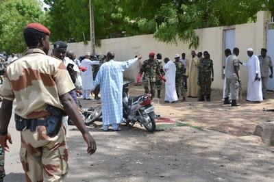 チャド首都で連続自爆攻撃、死傷者120人超 ボコ・ハラムか