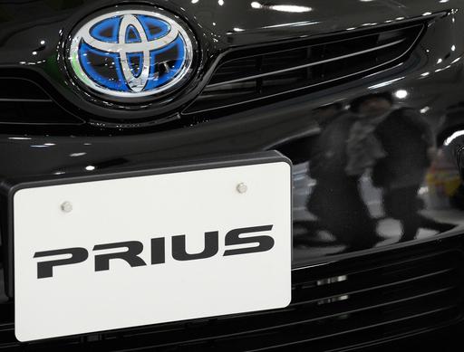トヨタ、新型「プリウス」など4車種のリコールを届け出