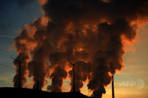 気候変動で世界気温4.3度の急上昇も、IEAが警鐘