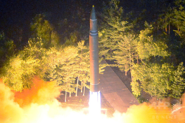 北朝鮮、「ICBM発射実験成功 米本土全域が射程に」