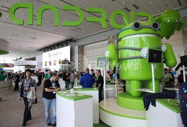 Androidの利用台数、まもなくWindowsを抜く見通し