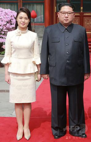 南北両首脳、夫人同伴で晩さん会出席へ