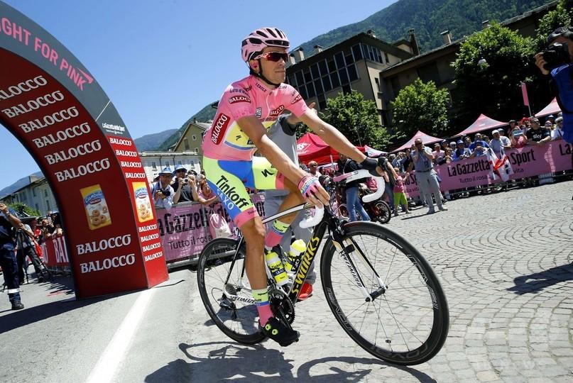 モドロがステージ2勝目、コンタ...
