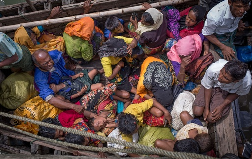米国務省、ミャンマー軍がロヒンギャを組織的に迫害と報告