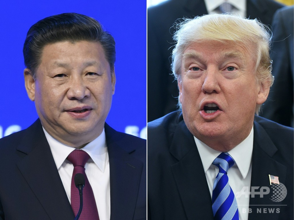 米中、貿易協議を月内に再開 事務レベルで