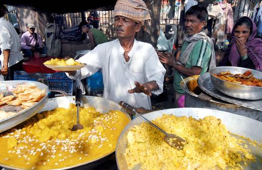 ヒンズーの菜食メニュー、インドで刑務所が「人気」