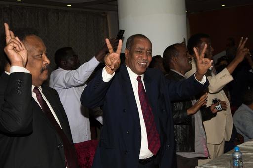 ダルフール内戦終結への行程表で合意、スーダン政府と武装勢力連合
