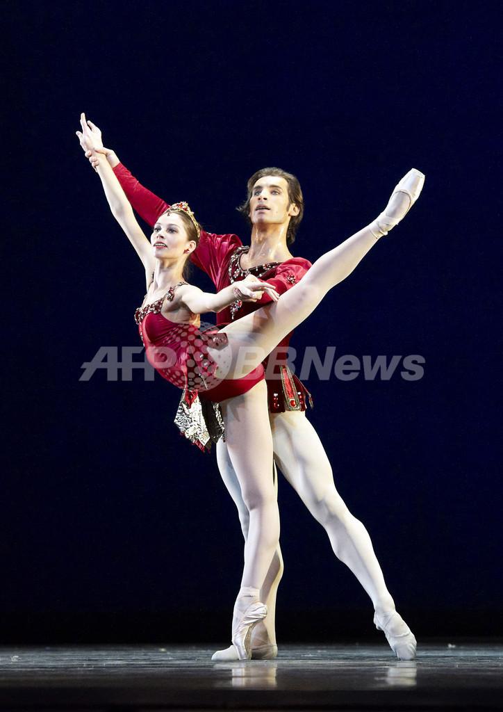 ウィーン国立バレエ団、バランシンらの作品披露