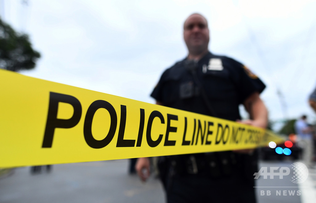 男が銀行で5人殺害 米フロリダ