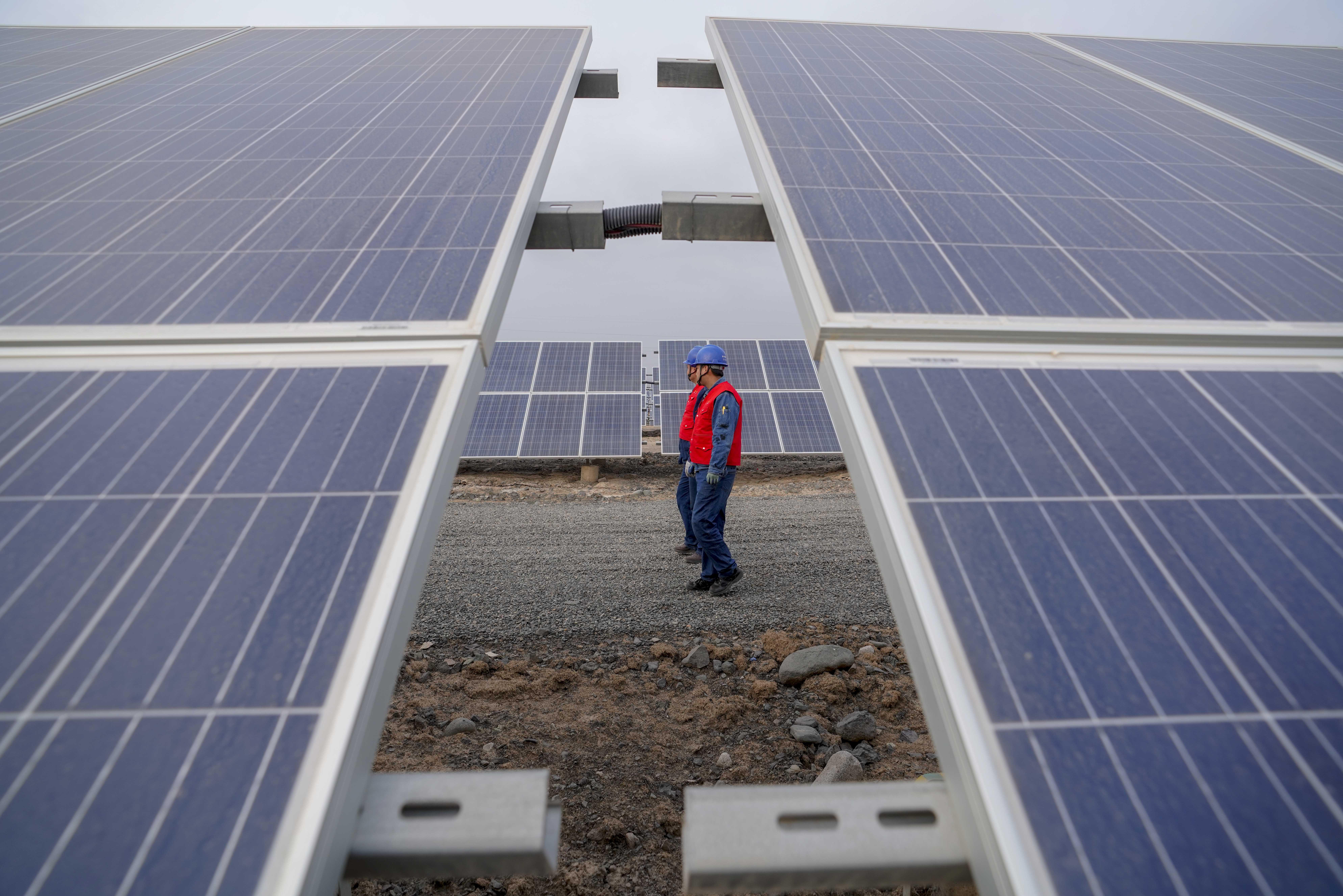 発電設備容量が1億キロワット突破、クリーンエネルギーが4割に 新疆