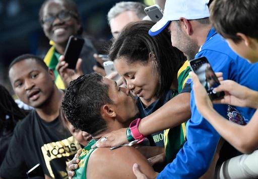 男子400m王者バンニーキルクが結婚を発表、大学同窓生と
