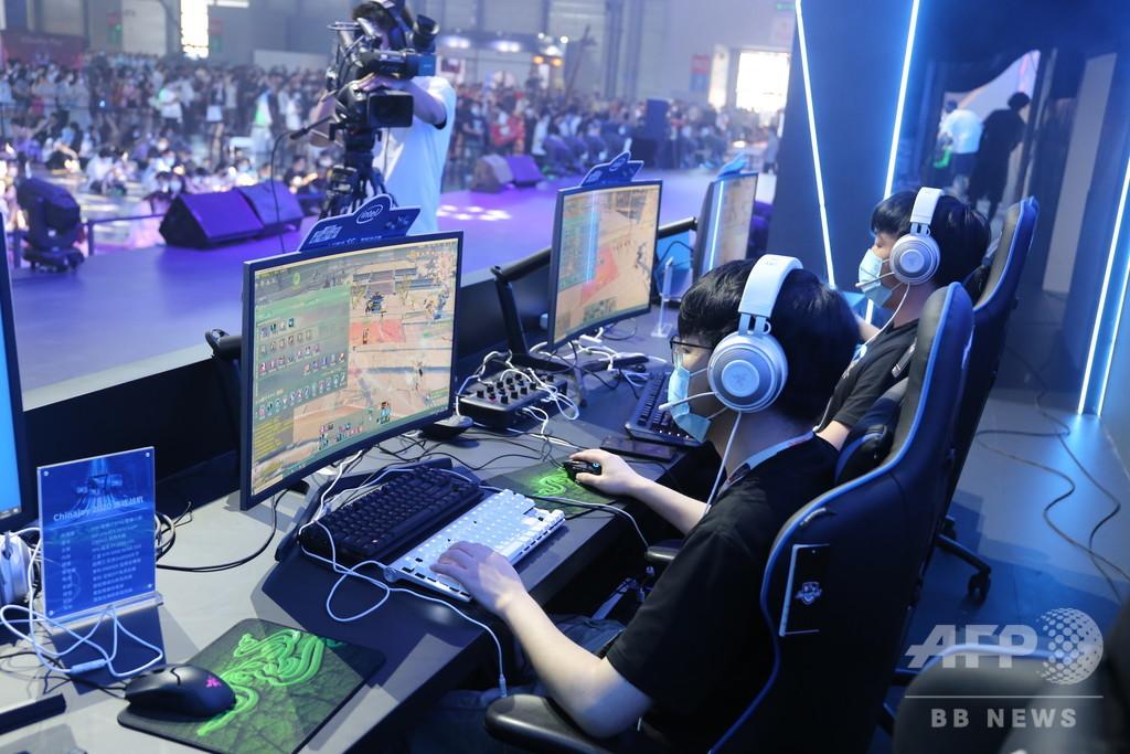 中国のeスポーツ人口は4.84億人に 1兆円産業に