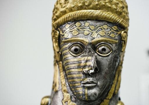古代トラキアの遺宝展、仏ルーブル美術館