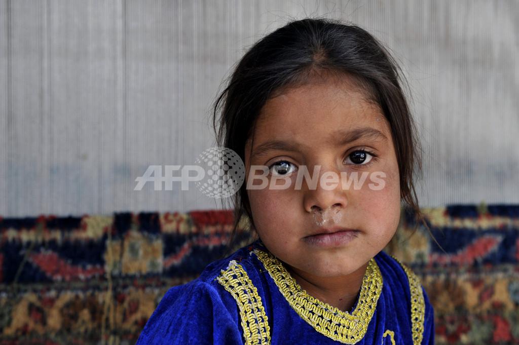 アフガニスタンの児童労働、4人に1人