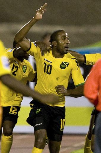 ジャマイカ メキシコに勝利、W杯予選